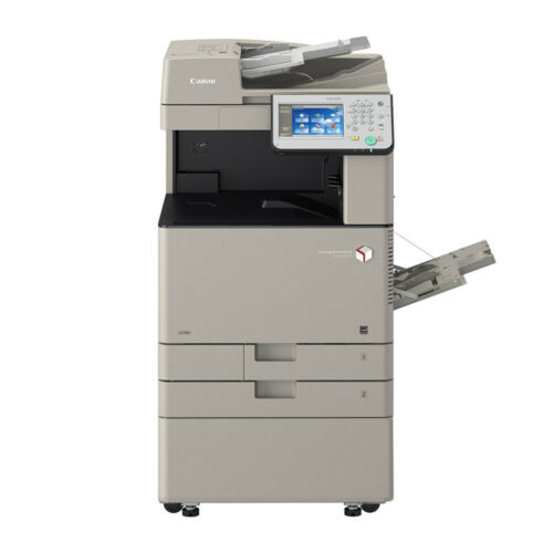 Canon Ir Advance C3330i A3 Color Laser Copier Printer Scanner Mfp 30 Ppm C3325i