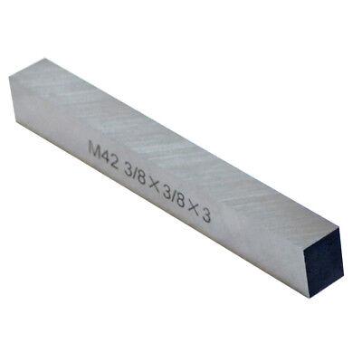 38 X 38 X 3 M42 Hss Square Tool Bits Lathe Cutter
