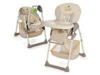 Hauck Sit & Relax High and Bouncy Chair