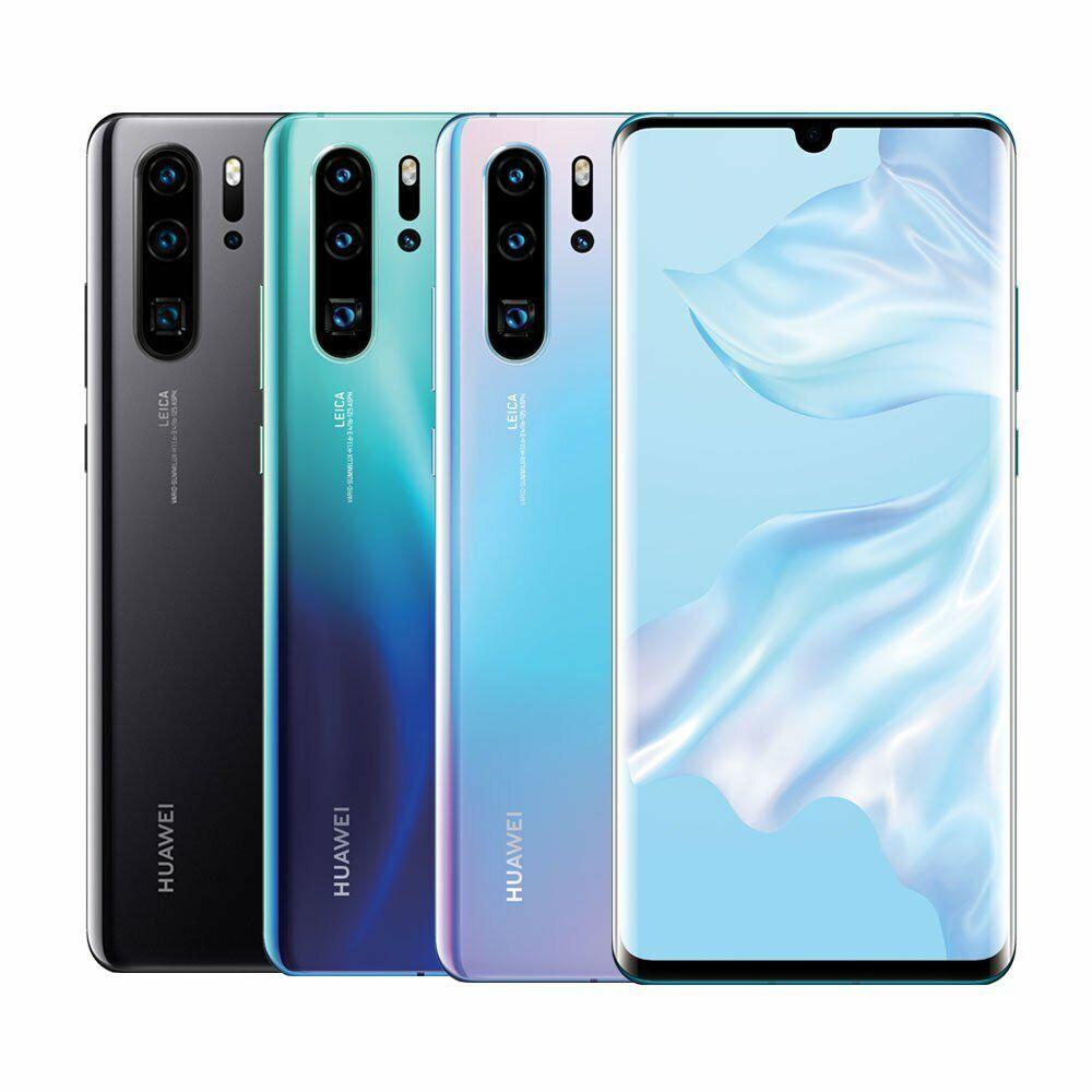 Huawei P30 Pro Kirin980 Android 9 Smartphone 6.47