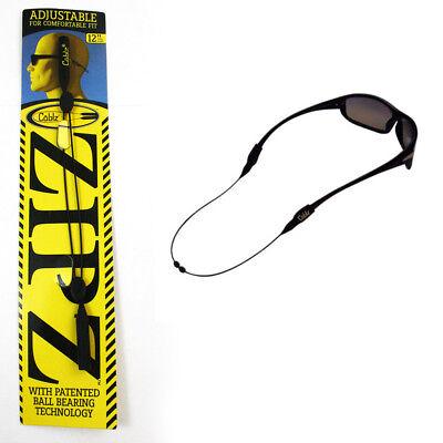 b537e19b6d7 CABLZ Sunglasses Glasses Holder ZIPZ Black 12