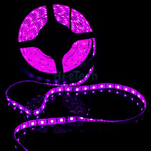 12V 5M 300 SMD 3528 5050 IP65 Epoxy WaterProof LED Strip Light Flexible RGB HK