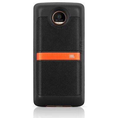 JBL SoundBoost Moto Mod Speaker for Moto Z - Black OEM Original