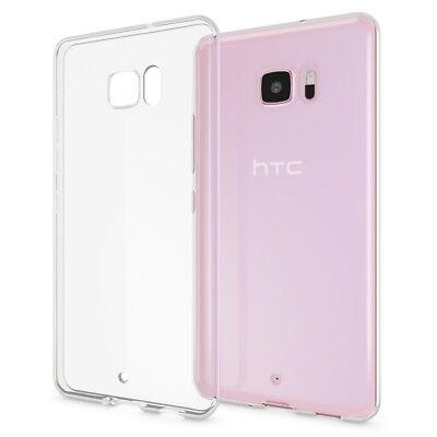 HTC U Ultra Handy Hülle von NICA, Silikon Case Cover Transparent Schutz Tasche