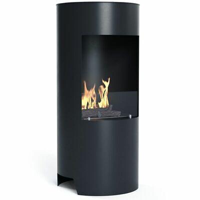 NEW Freestanding Bio Ethanol Fireplace Fire Biofire H_U_L_K