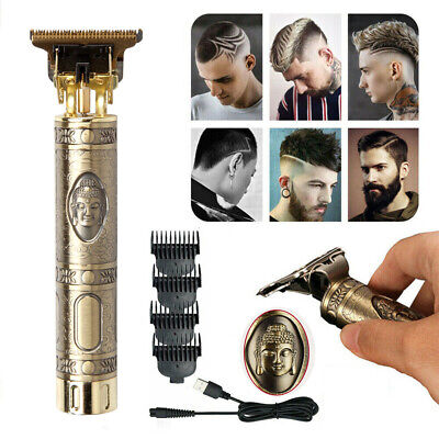 T-Outliner Hair Clippers Cordless Trimmer Shaving Machine Cutting Barber Beard