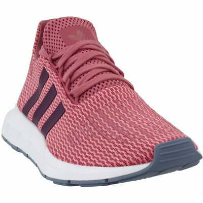 adidas Swift Run Sneakers Casual   Sneakers Pink Womens - Size 7 B Adidas Pink Sneakers