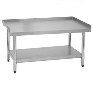 Stainless Steel Commercial Restaurant Equipment Stand - 30 x 48
