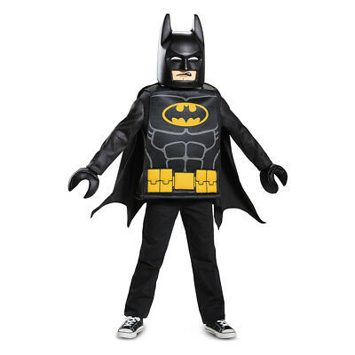 Lego Batman Halloween-kostüm (Boys LEGO Batman Movie Classic Halloween Costume)