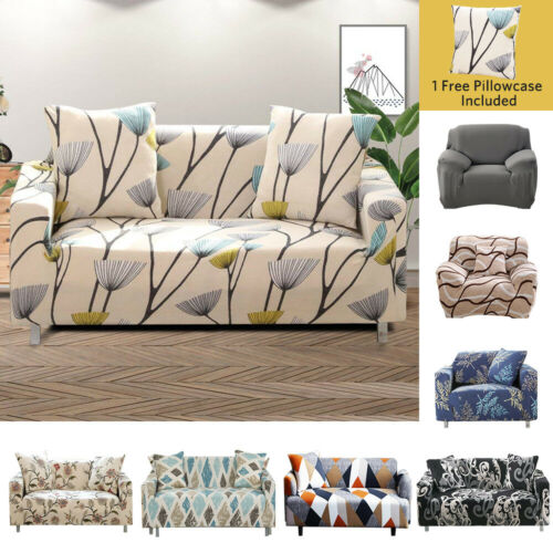 Chair Sofa Cover Stretch Couch Slipcover Pet Furniture Prote