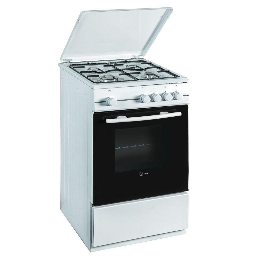 Cucina a gas 50x50 forno a gas atlantic atgc55 ebay for Forno a gas