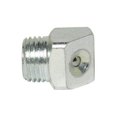 M10 x 1,0 [100 Stück] DIN 3405 D2 Trichterschmiernippel Stahl verzinkt