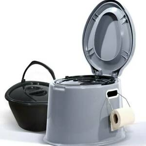 Portable Toilet for Camping - DELIVERED