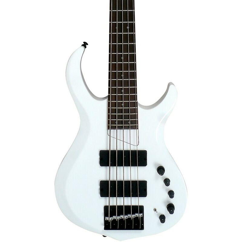 Sire Marcus Miller M2 5-String Bass White Pearl