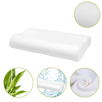 Contour Memory Foam Orthopedic Pillow for Neck Pain Sleeping