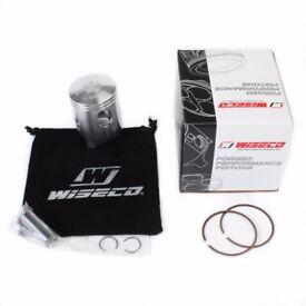wiseco piston kit 39mm lem , ktm , cobra , 50cc prolite new
