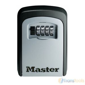 Master Lock Wall Mounted Combination Key Safe 5401
