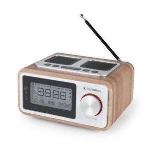 InstaBox I30 Bluetooth Speaker USB FM Radio for Google Home Ausie Housing  DHL