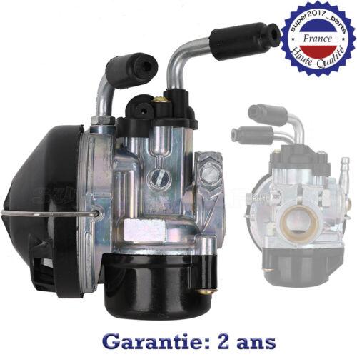 Carburateur mobylette  MBK 51 41 Peugeot 103 RCX SPX MVL Ø15 / 15 avec starter à câble