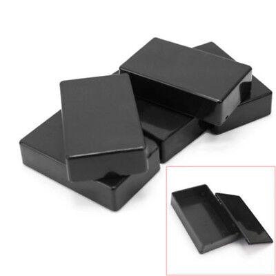 5pcs Abs Plastic Electronic Project Box Enclosure Instrument Case 100x60x25mm