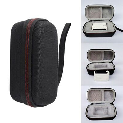 Fingertip Pulse Oximeter Storage Case Hard Shell Carrying Bag Pouch Protective