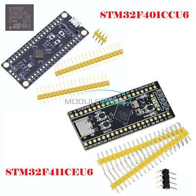 Stm32f411ceu6 Stm32f401ccu6 Core Development Board Minimum System Type-c Usb