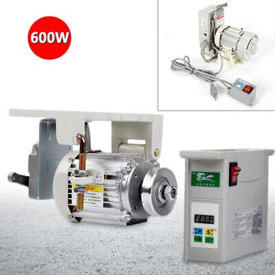 600w Sewing Machine Servo Motorclutch Brushless Motor Adjustable 500-4500rmin