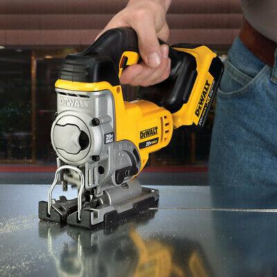 DEWALT DCS331B 20V MAX LiIon Cordless Jig Saw Tool Only New