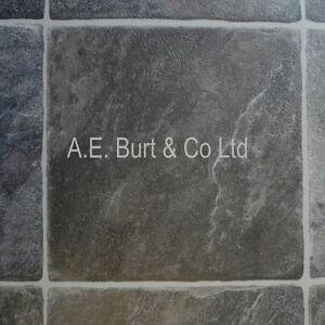 Goliath Granite Carbon Stone Vinyl Flooring Kitchen