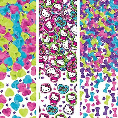 Hello Kitty Birthday Confetti Bag Filler Decorations Party Supplies Favors - Hello Kitty Party Supply
