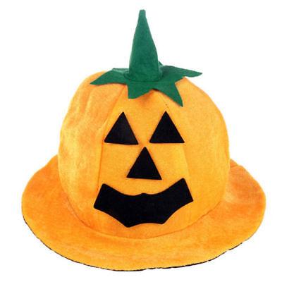 Funny Pumpkin Design Hat for Masquerade Party Halloween Cosplay Costume Props UK (Props For Halloween Uk)