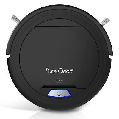 Pyle PUCRC26B Pure Clean Smart Vacuum Cleaner, Automatic Robot Cleaning Vacuum