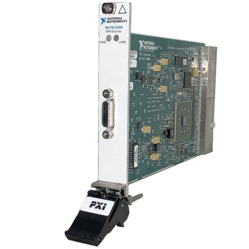 National Instruments NI PXI-8360 / MXI-Express Interface Module Card