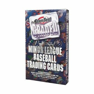 2000 Team Best Graded Baseball Hobby