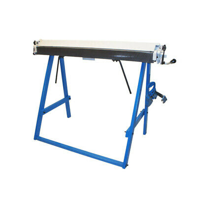 Sheet Metal Bending Bender Cutting Cutter Machine 40 X 20 Gauge