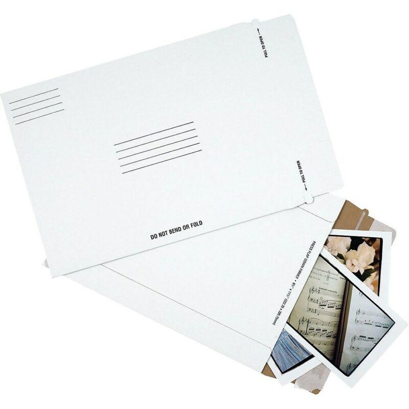 "Staples QuickStrip Photo Mailers 11"" x 14"" (51648) 926958"