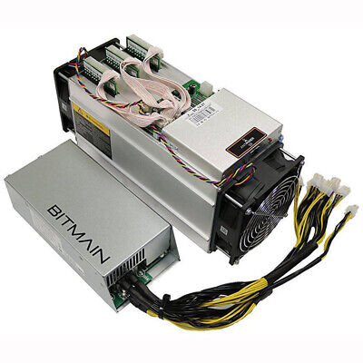 Used, Antminer S9j 14.5 TH/s Bitcoin Miner with APW3+ PSU BTC BCH BITMAIN for sale  Shipping to South Africa