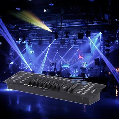 192 CH DMX512 Controller Console For Stage Light Party Operator Equipment J9T7 - Party Equipment