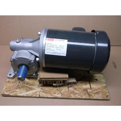 Dayton 34hpright Angle Single-reduction Ac Gearmotor 208-230-46050-603