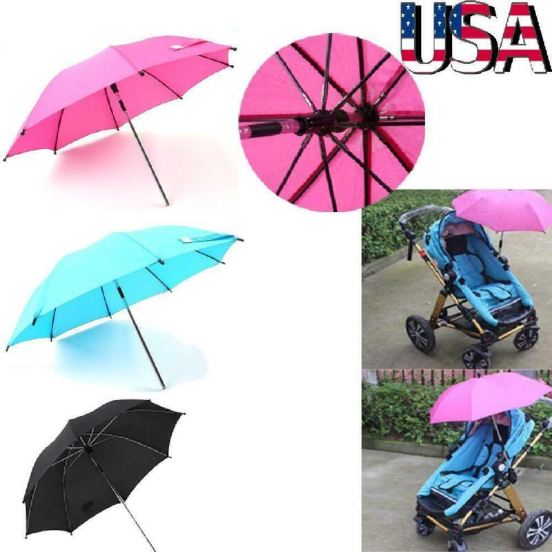 Umbrella Holder Mount Stand Handle for Baby Pram Bicycle Stroller Chair  Rays