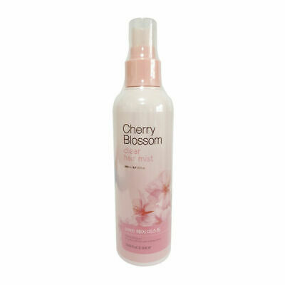 The Face Shop Cherry Blossom Clear Hair Mist 200ml Free gifts