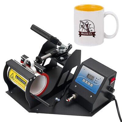 Cup Coffee Mug Heat Press Machine Transfer Sublimation Diy Print Pattern 11oz