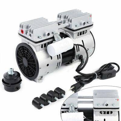 Oilfree Micro Air Diaphragm Pump Electric Motor Vacuum Pump 550w 67lmin Used