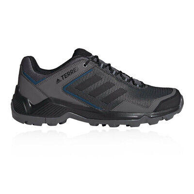 adidas Mens Terrex Eastrail Walking Shoes - Black Sports Outdoors Waterproof