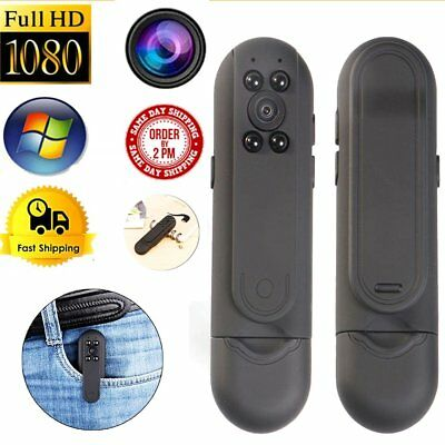 Mini Hidden Body Camera, Ehomful 1080P HD Spy Camera Portable Clip Worn Pen MU