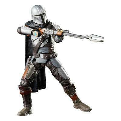 Star Wars The Vintage Collection The Mandalorian Action Figure - Multicoloured