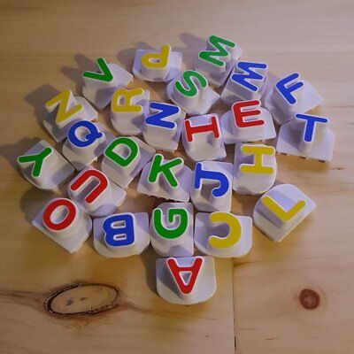 Leap Frog Letter Factory Non Magnetic Replacement Letter