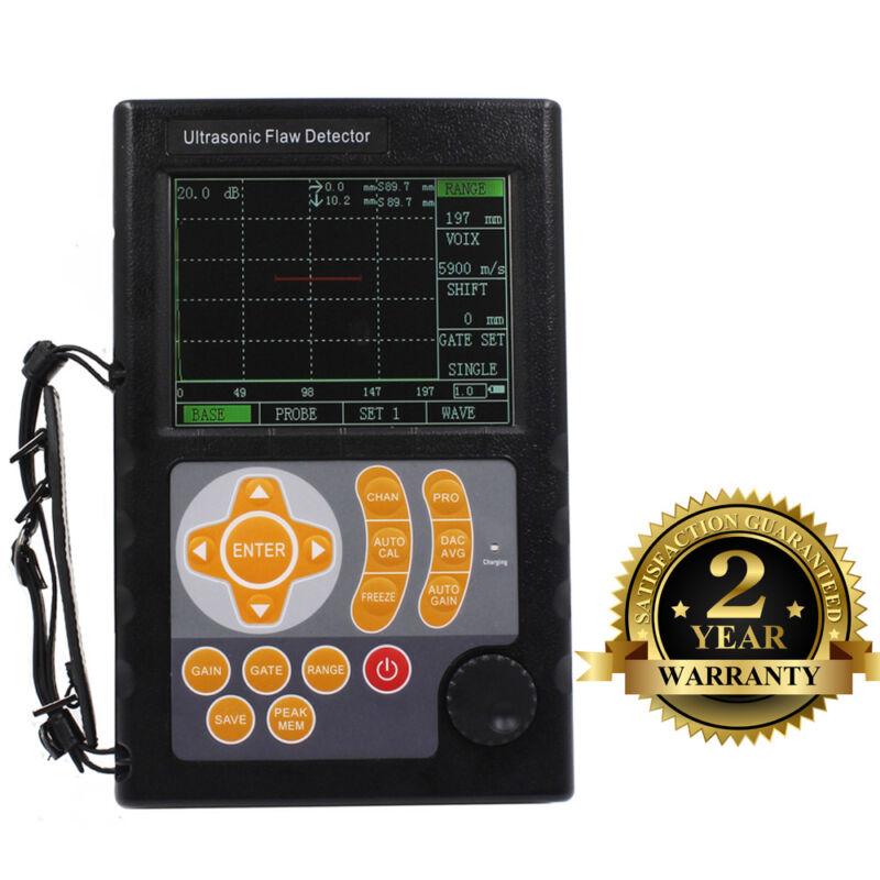 Digital Ultrasonic Flaw Detector NDT Defectoscope Tester DAC AVG Equipment