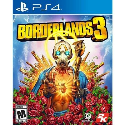 Borderlands 3- PS4 (DISC ONLY) **READ DESCRIPTION **FREE SHIPPING