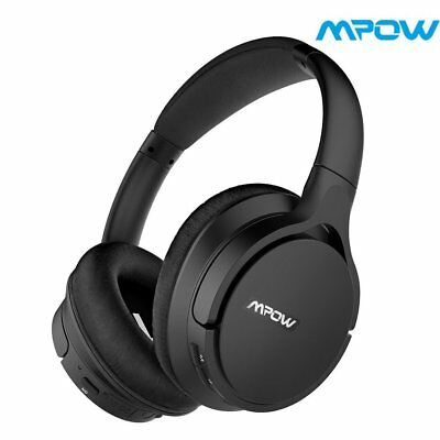 Mpow Bluetooth Headphones Over Ear Hi Fi Stereo Wireless Headset 30 Hrs Play